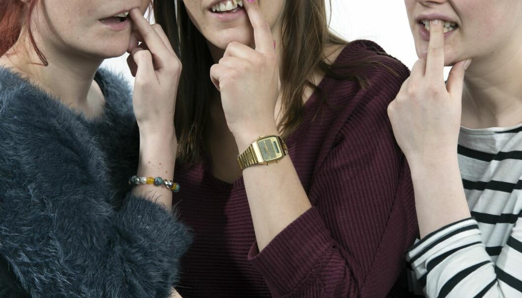 Snusing øker risikoen for å få diabetes 2. Risikoen avtar med hvor ofte man snuser, viser svensk forskning. (Foto: VG/NTB/Scanpix)