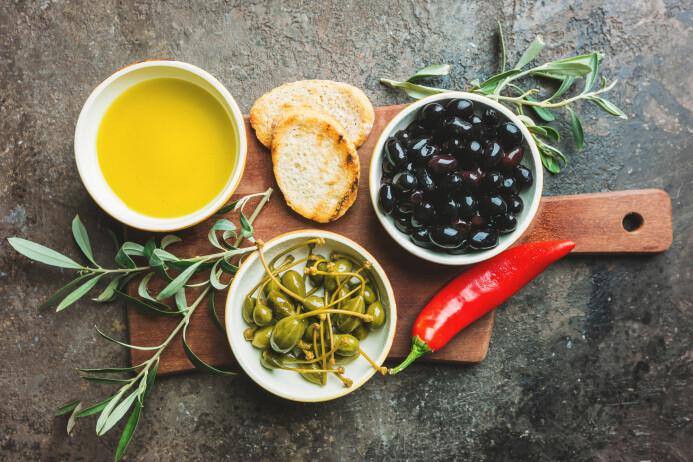 Også kostholdet er fortsatt sunnere i Spania enn i mange ande land. (Foto: Goskova Tatiana / Shutterstock / NTB scanpix)