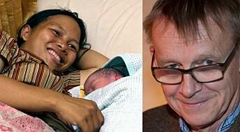 Kommentar: Hans Rosling hadde rett: Journalister tar mye feil