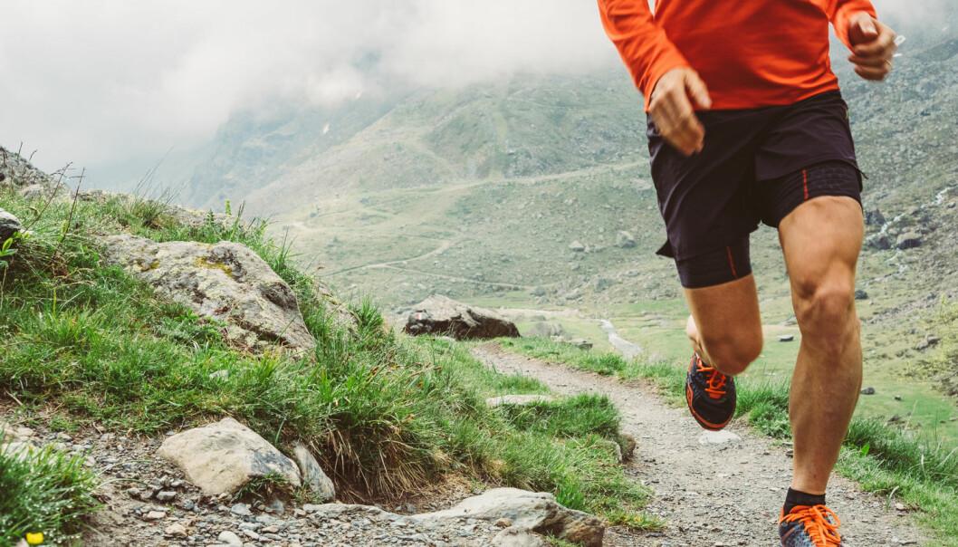 Når du setter en ny personlig rekord, får du en skikkelig god følelse. Da er det kroppens egne rusmidler som har gitt deg et løft. (Foto: Shutterstock, NTB scanpix)