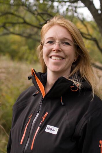 Generalsekretær Maren Esmark i Norges Naturvernforbund. (Foto: Naturvernforbundet)