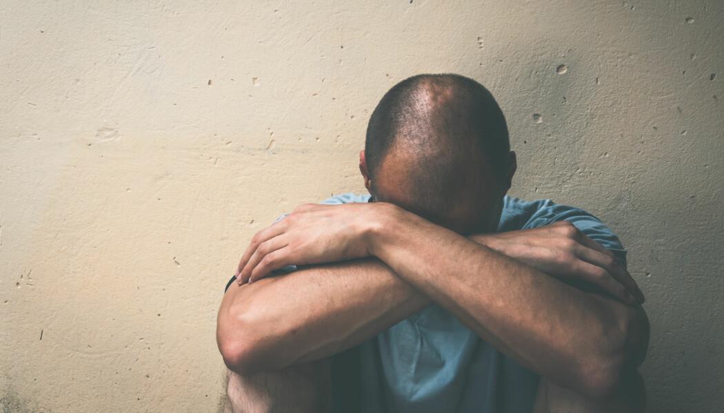 71 prosent av de 88 personene uten lovlig opphold viser tegn på depresjon, 58 prosent alvorlig depresjon. (Foto: Shutterstock/NTB scanpix)