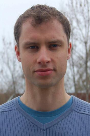 Trond Melbye Michelsen forsker på morkakefunksjon hos friske og syke mødre. (Foto: Privat)