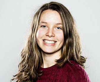 Vi bør ta bedre vare på insektene våre, synes Rannveig M. Jacobsen (Foto: Gisle Bjørneby, NMBU)