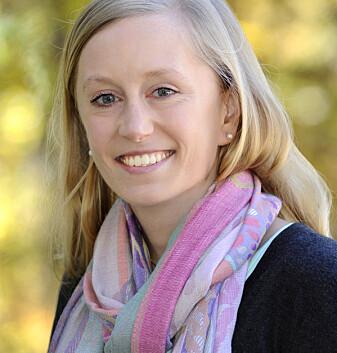 Forsker Maria Christine Magnus ved Folkehelseinstituttet har undersøkt kvinner som opplevde dødfødsel og hvordan det gikk i neste svangerskap.