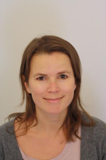Kjersti Vikse Meland er seniorforskar ved Uni Research Polytec. (Foto: Uni Research Polytec)