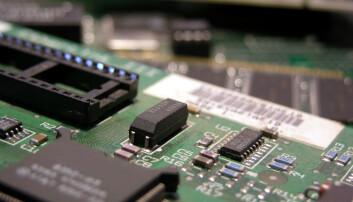 Forsker vil gjøre datatrafikk så effektiv at batteriene i trådløse nettverk varer lenger.  (Illustrasjonsfoto: Colourbox)