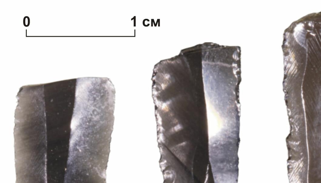 Steinalderen: Eksotisk stein dukket opp på fjern øy utenfor Sibir