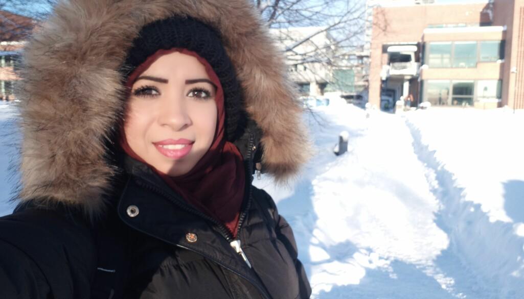 Nå fortsetter jemenske Eqbal Dauqan forskerkarrièren ved Universitet i Agder i Norge. (Foto: privat).