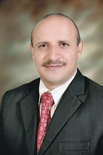 Abdo Al Bahesh jobber nå ved Nord universitet. (Foto: Privat).