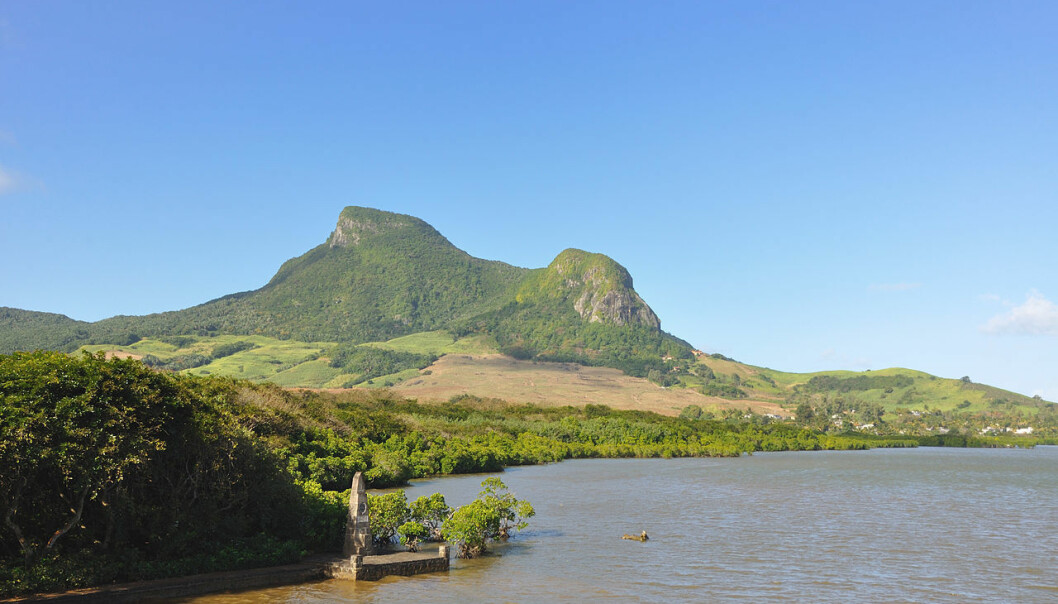 Kan ha funnet et tapt kontinent under Mauritius