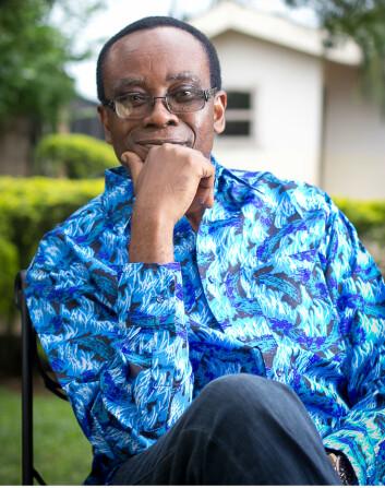Nnimmo Bassey. (Foto: Babawale Obayanju)