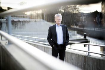 Professor Øyvind L. Martinsen ved Handelshøyskolen BI. (Foto: Torbjørn Brovold)
