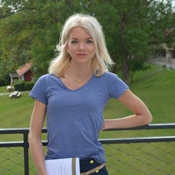 Erica von Essen mener at svenske jegere er radikalisert. Flere stemmer på Sverigedemokratene i protest mot at de ikke blir hørt i spørsmålet om ulv. (Foto: SLU)