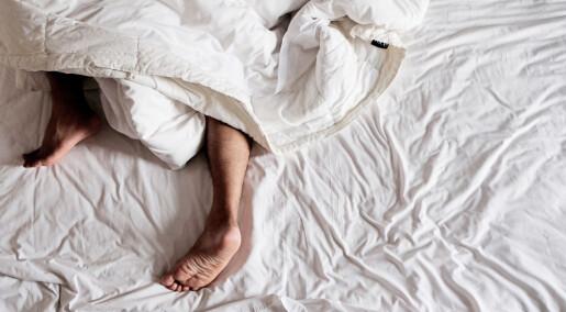 Ny studie: Det hjelper ikke å sove ut i helgene