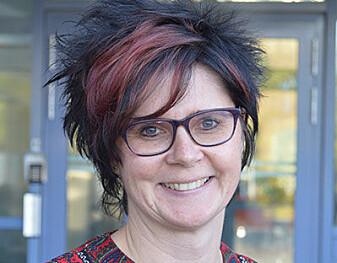 Professor Annette Lykknes. (Foto: NTNU)