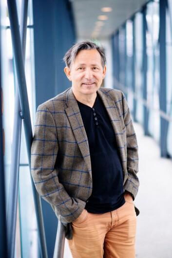 Forsker Oluf Langhelle. (Foto: Universitetet i Stavanger)