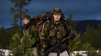 – Omleggingen av Forsvaret satt langt inne