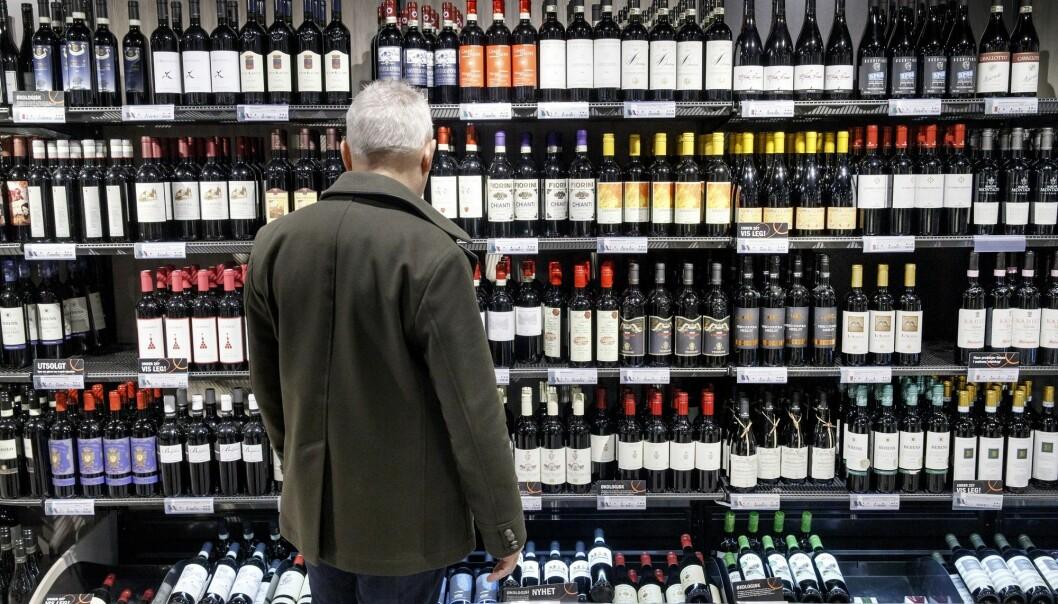 Alkoholsalget målt i alkoholliter gikk ned i fjerde kvartal i 2018 sammenlignet med samme periode året før. (Foto: Gorm Kallestad / NTB scanpix)