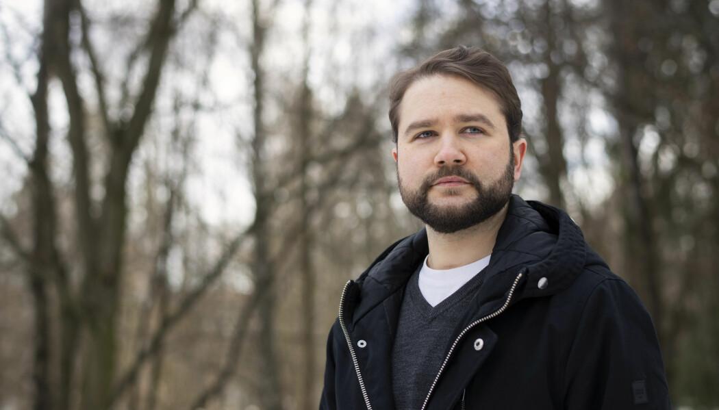 Helge Øvreness jobber fortsatt med å komme seg etter alt han har vært gjennom – både mentalt og fysisk. (Foto: Sonja Balci)
