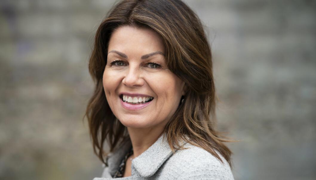 Kjersti Stokke er fagutviklingssykepleier og fagrådsleder ved Avdeling for kreftbehandling på Oslo universitetssykehus. (Foto: Sonja Balci)