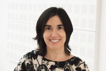 Seniorforsker Núria Castell har undersøkt AQMesh-sensorene ute i felt, og funnet ut at datakvaliteten blir merkbart dårligere når sensorene utsettes for vær og vind. (Foto: NILU)