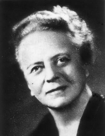 Ida Noddack jobbet kun som gjest i sin manns laboratorium hele sitt liv. I Tyskland var det nemlig forbudt for gifte kvinner å ha betalt arbeid. (Foto: Wikimedia commons / GFDL)