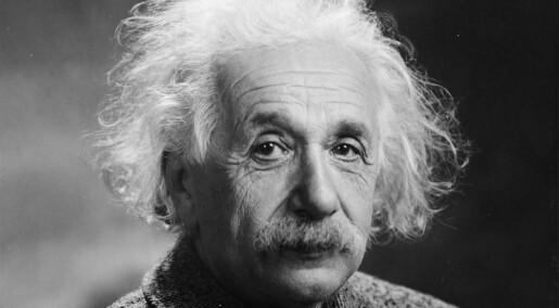 Derfor ble Einstein en superstjerne