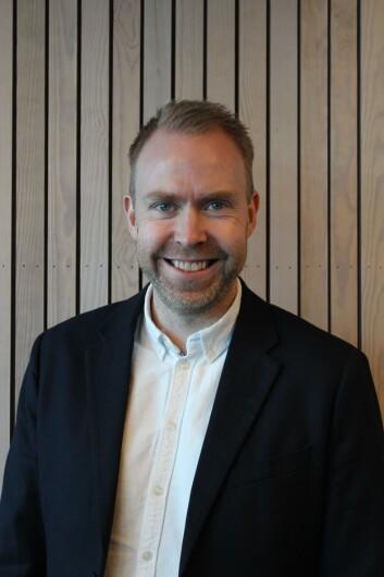 Stein Egil Kolderup Hervik. (Foto: Norges idrettshøgskole)