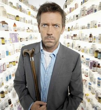 Gregory House, M.D. Foto: Wikipedia