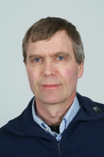 Professor Terje Wessel. (Foto: UiO)