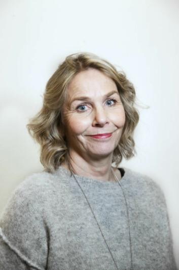 Aud Johannessen. (Foto: Aldring og helse)