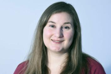 Theresa Squatrito er postdoktor ved Universitetet i Oslo. (Foto: UiO)