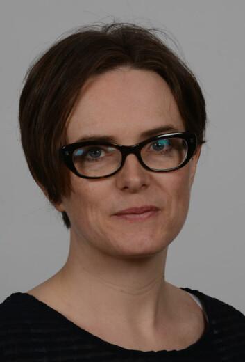 Reidun K.N.M. Sandvik har forsket på smertebehandling av eldre med demens. (Foto: Sykehuset Innlandet)