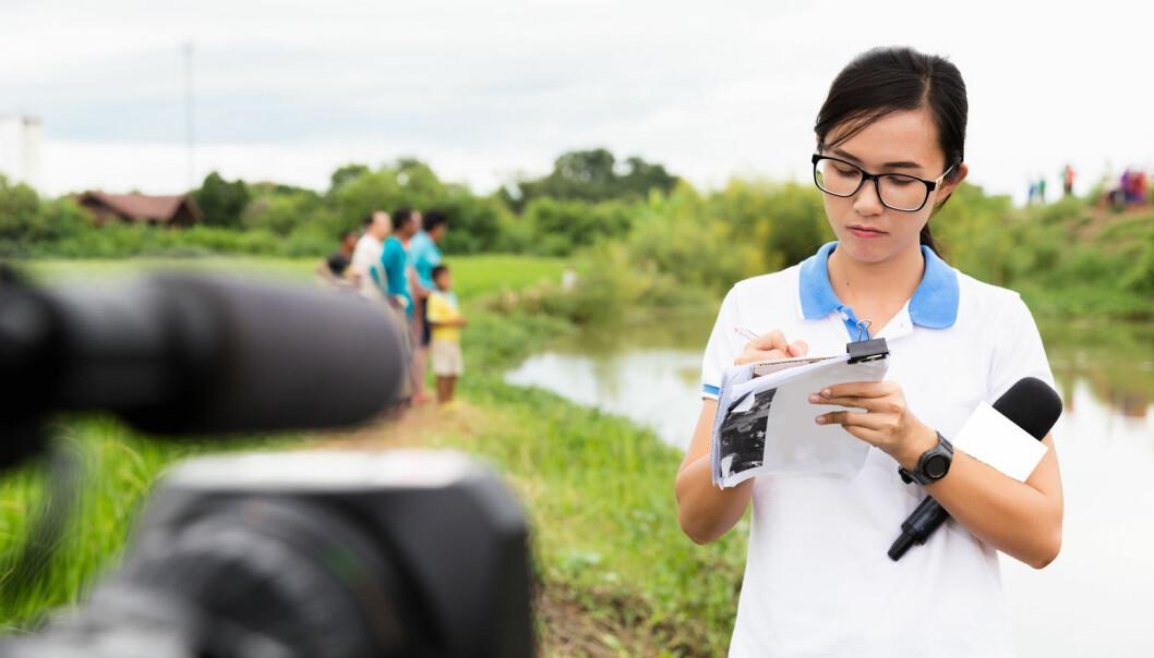 Det kan være en utfordring for journalister å forklare forskningen slik at folk kan forstå den uten å overforenkle.  (Foto: Shutterstock / NTB scanpix)