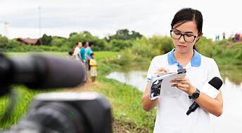 Forskere foretrekker journalister som ligner dem selv