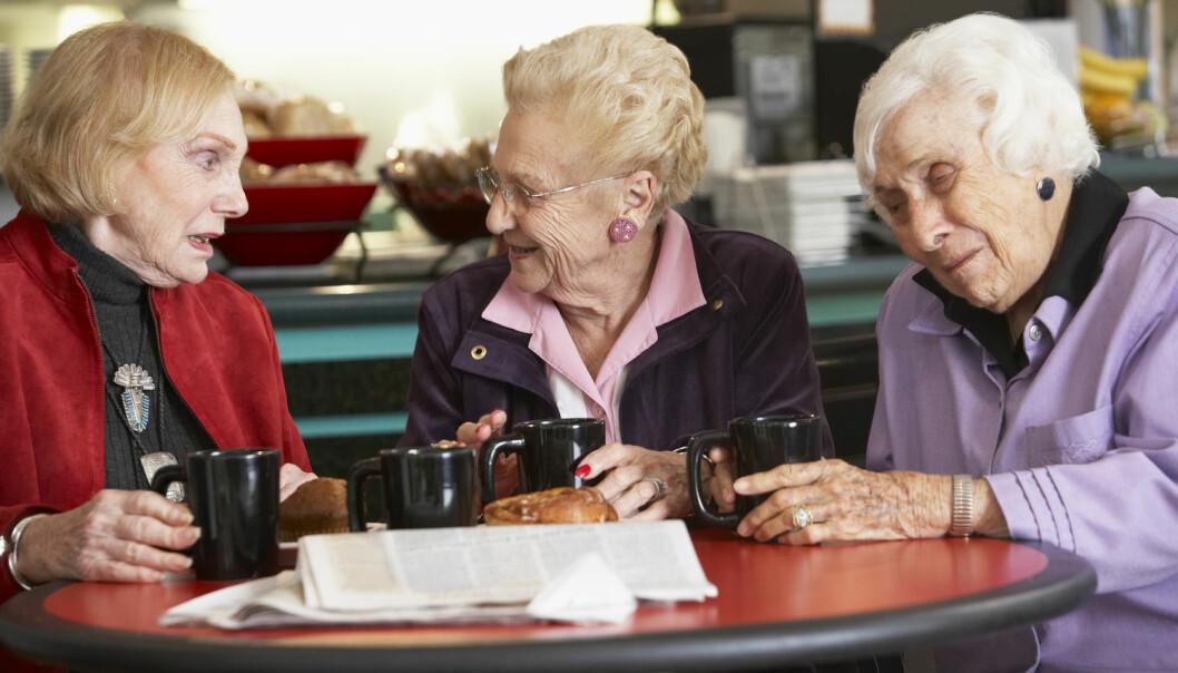 Kaffe kan kanskje redusere kroppens nivå av inflammasjon, som med årene øker risikoen for å utvikle alzheimer, diabetes og hjerte/kar-sykdommer.  (Foto: Shutterstock / NTB scanpix)