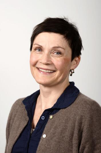 Kari Dyb er seniorforsker ved Nasjonalt senter for e-helseforskning. (Foto: Nasjonalt senter for e-helseforskning)