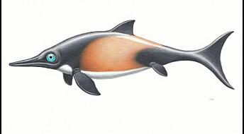 Fiskeøgle oppkalt etter Natur og Ungdom