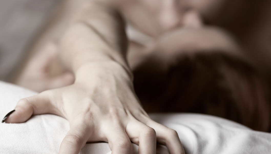 Smerte og nytelse kan henge sammen. (Foto: Colourbox)