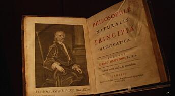 – Den viktigste matteboken er over 300 år gammel