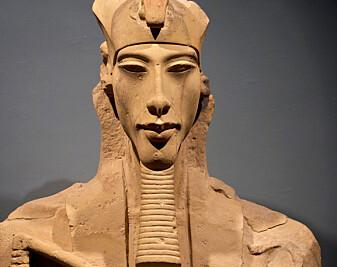Hvorfor forsvant gammelegyptisk religion?