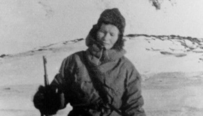 Også eventyrlystne kvinner reiste på fangst i Arktis
