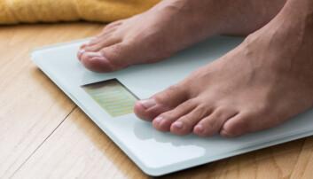 Ved hjelp av relativt enkle matematiske beregninger har en forsker fra Aalborg Universitet gått ned sju kilo på en måned – og deretter holdt vekten uten problemer. (Illustrasjonsfoto: Shutterstock / NTB scanpix)