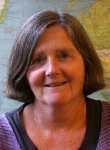 Ragnhild Hollekim har forsket på barn og foreldreskap. (Foto: Charlotte Myrbråten)