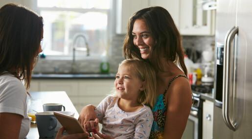 Hva slags foreldre er best for barna?