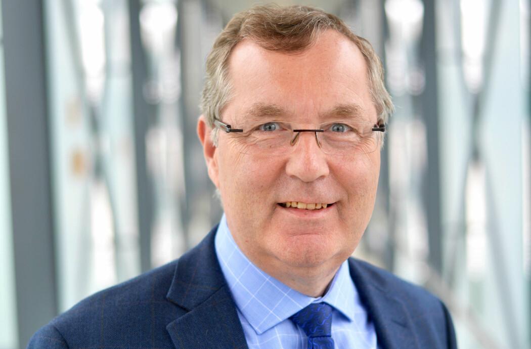 Ole Ringdal har vore universitetsdirektør ved UiS sidan 2017. No er han tilsett som direktør for organisasjon og infrastruktur. (Foto: UiS)