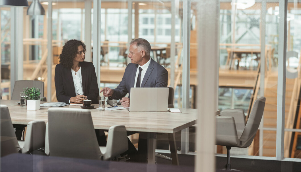 Sjefer må få den ansatte til å forstå at han selv må gjøre noe med sin egen situasjon. Men de må også vise tillit og medmenneskelighet.  (Illustrasjonsfoto:  mavo / Shutterstock / NTB scanpix)