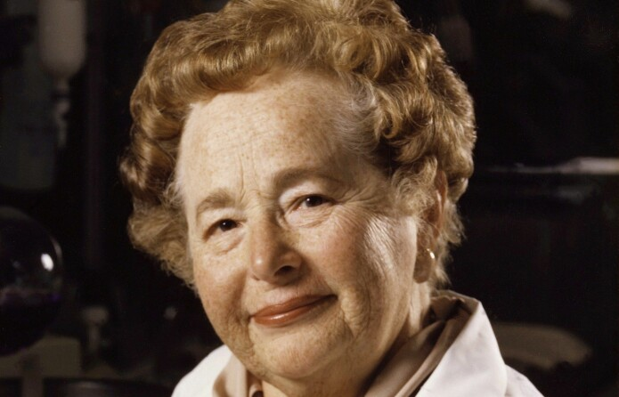 Gertrude Elion (Foto: Wikimedia commons, CC BY 4.0)