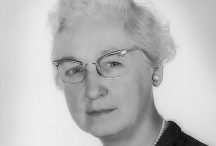 Virginia Apgar (Foto: March of Dimes, Wikimedia commons)